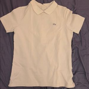 Lacoste • Light pink polo